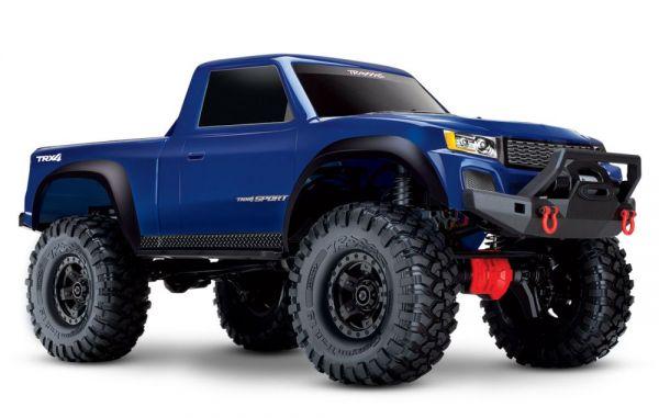 TRX-4 Sport blau 1:10 RTR