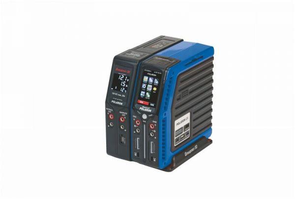 Polaron EX Combo Ladegerät blau