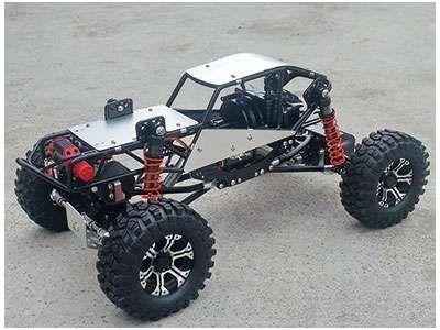 1:10 AMXrock Crawler Stealth SCX-10