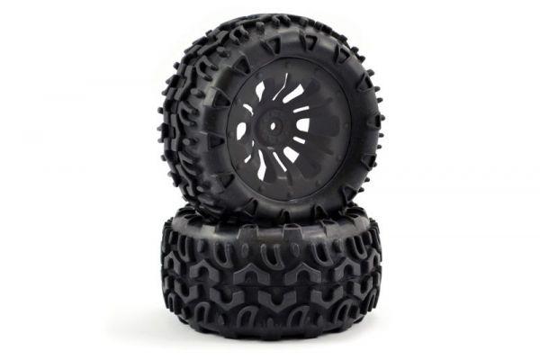 1/10 Klaxon Truck mounted wheels (2)