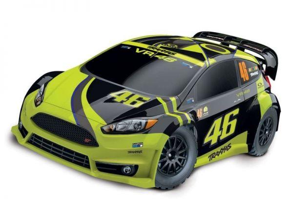Ford Fiesta ST Rally RTR 1:10 VR46