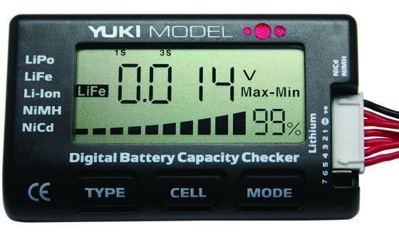 Battery Check V8