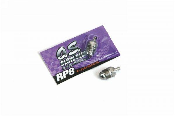 Turbo Glühkerze O.S. RP8 kalt