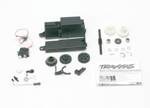 Reverse installation kit (includes all components to add mechanical reverse