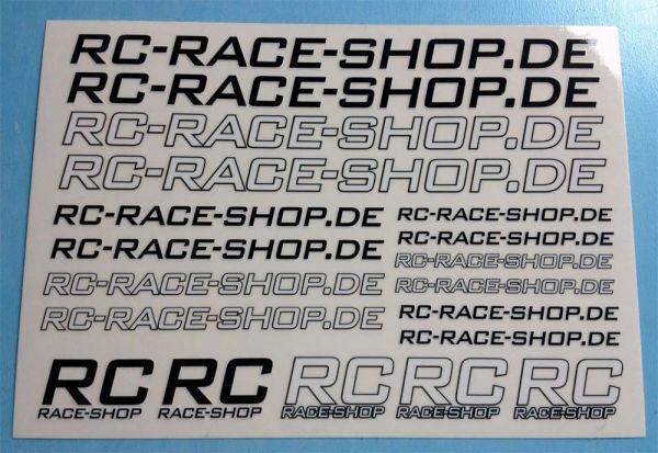 Logobogen RC-Race-Shop.de