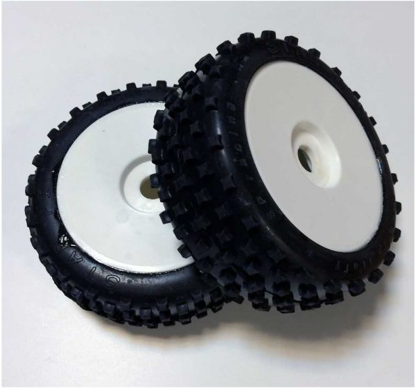1:8 Star Pin Disk weiß 17mm Sport (2)