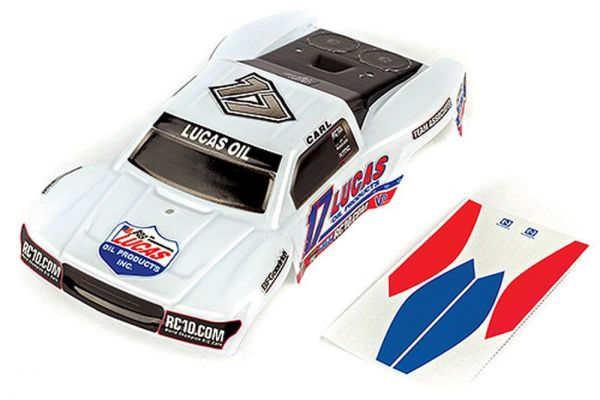 SC28 Body Lucas Oil