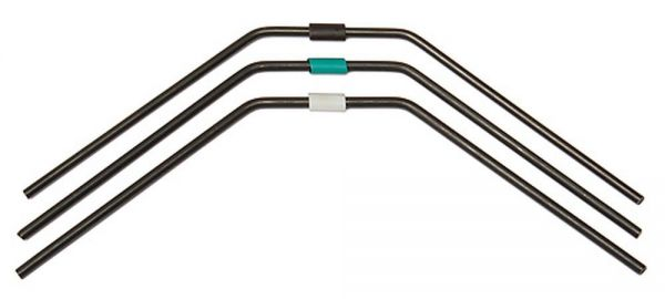 RC8B3 FT Front Anti-roll Bars 2.3-2.5mm