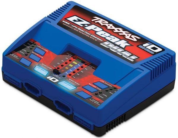 EZ-Peak Dual Ladegerät iD 230V 8A