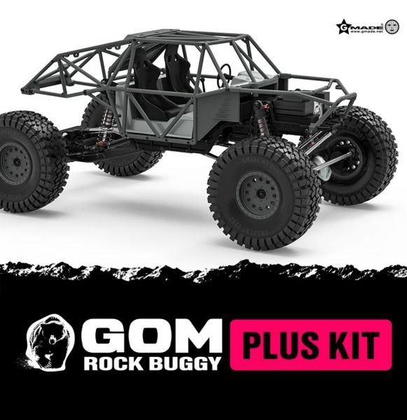 1:10 GOM Plus GR01 Rock Crawler Bausatz