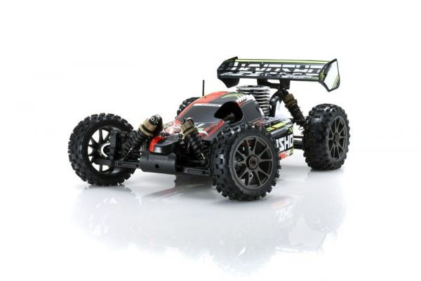 1:8 Buggy Inferno Neo 3.0 Readyset T1 rot