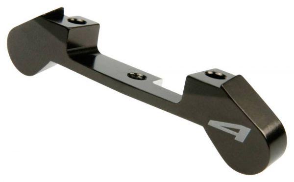 DEX410 Aufhängungshalterung aluminium RR 4mm