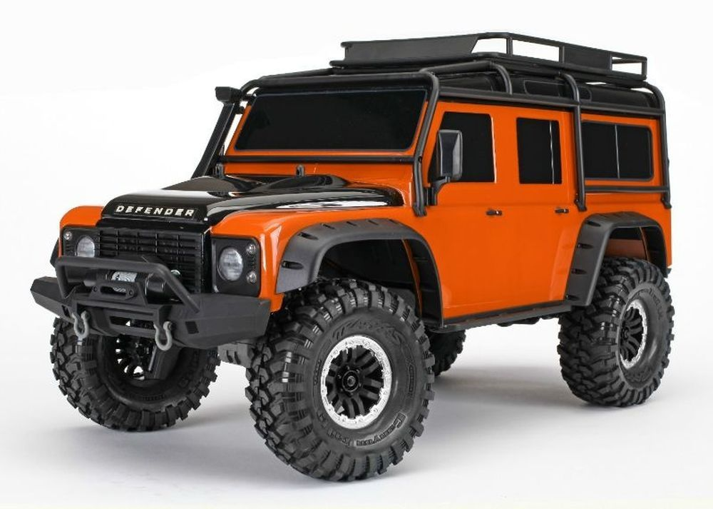 TRX-4 Land Rover Crawler orange 1:10 RTR