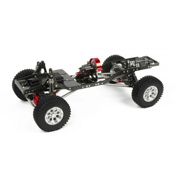 T-10 Pro Scale Crawler Chassis LC70