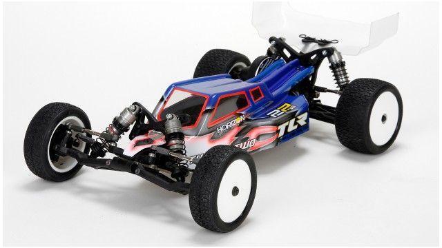 TLR 22 3.0 MM 2WD Buggy Baukasten