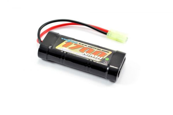 7,2V/1700mAh Stickpack Mini Tamiya