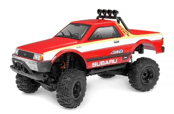 MSA-1E Subaru Brat 1:24 Crawler RTR