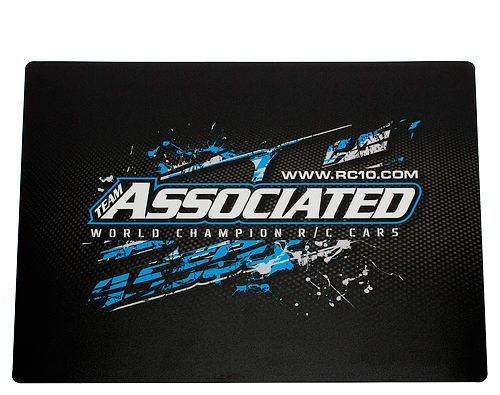 Team Associated Countertop/Setup Mat