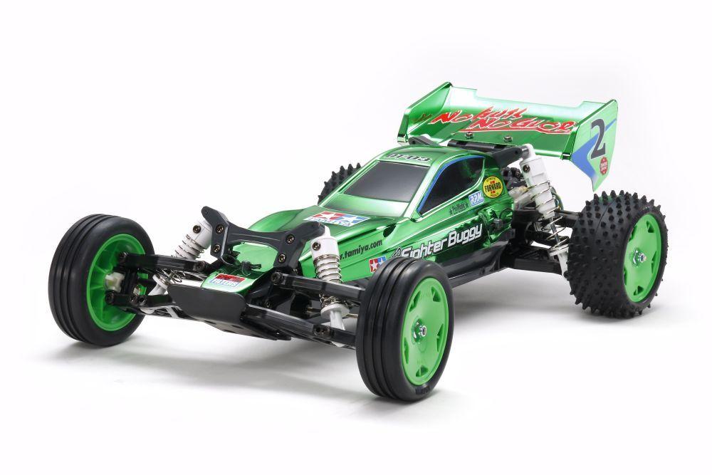 1:10 Neo Fighter Buggy Green Met.Pl. Bausatz