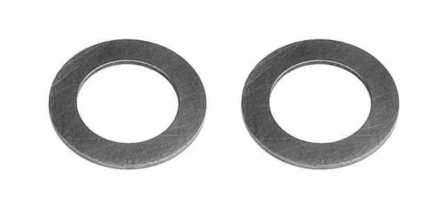 Kugeldifferenzialscheiben 9x14x0,5mm (2)