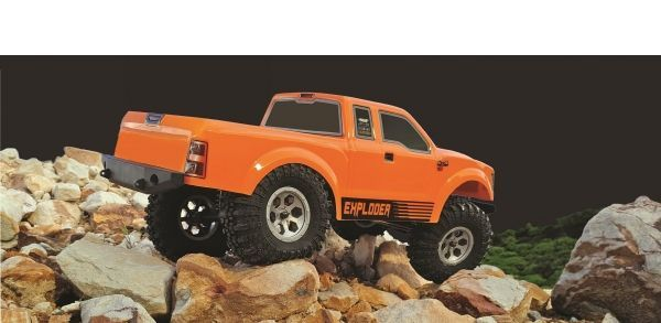 1:10 PickUp Crawler 100% RTR orange