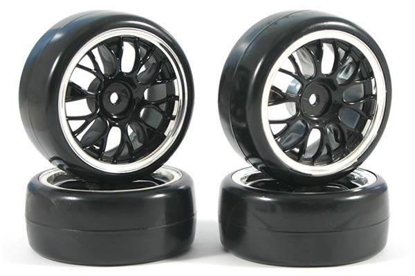 1:10 Drift Y-Sp black/chrome (4)