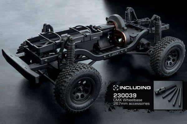 CMX 1:10 4WD Crawler Bausatz