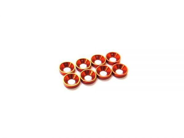 M3 SK-Scheiben orange (8) klein