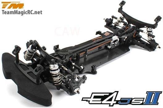 E4JS II 1:10 Elektro Tourenwagen Bausatz
