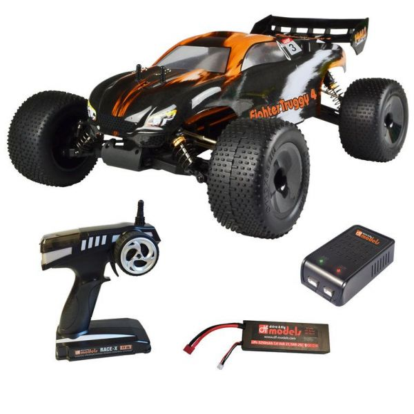 1:10 4WD FighterTruggy 4 Brushless RTR