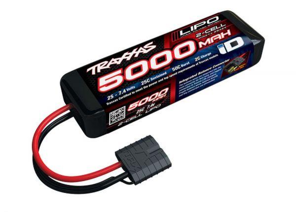 TRX-iD LiPo 7,4V/5000/20C