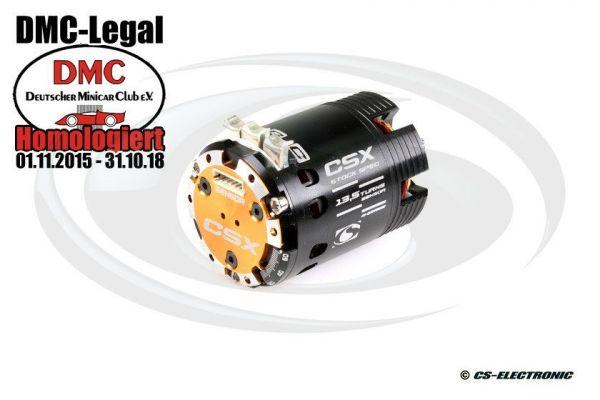 CSX StockSpec 13.5T/3050kv 1:10 Brushless Motor