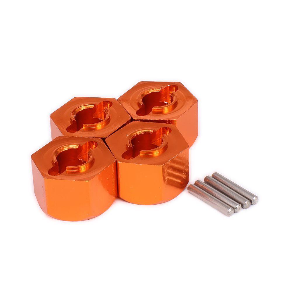Bullet Alu Wheel-adaptor orange 12x9mm (4)
