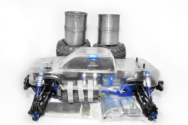 1:7 Hyper MT Plus II Monster Roller