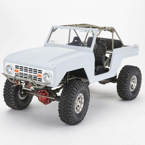 Scale Chassis 1:10 GFK Karosserie+Stahlrahmen