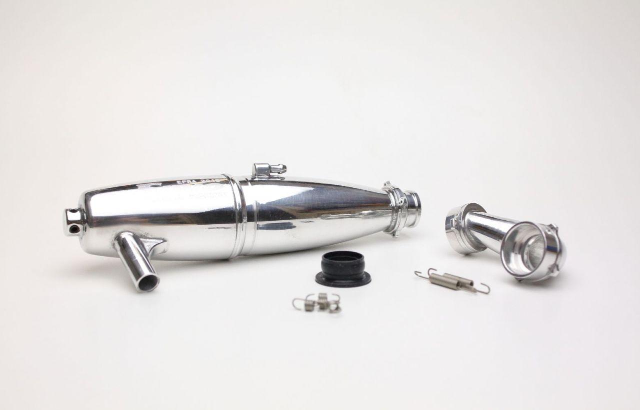 Resorohr-Set EFRA 2057 Pro Evo 3 3 Kammer Buggy