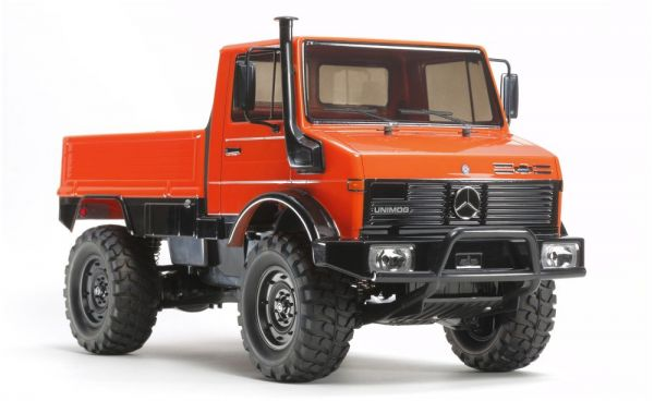 1:10 RC Mercedes Benz Unimog 425 (CC-01)