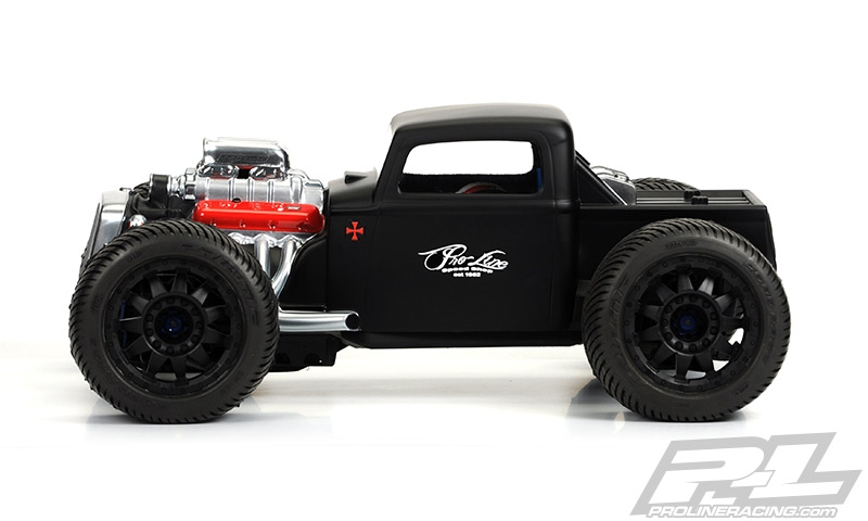 proline karosserie traxxas 1 8 rat rod klar 3410 00 rc. Black Bedroom Furniture Sets. Home Design Ideas