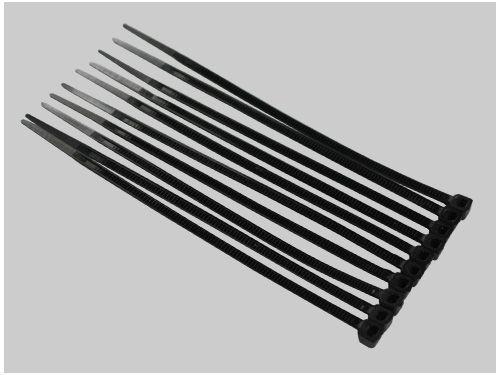 Kabelbinder 3x100mm schwarz (50)