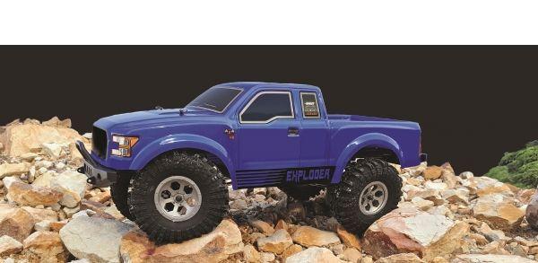 1:10 PickUp Crawler 100% RTR blau