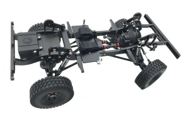 1:10 AMXrock Street ShocK V2 Radstand 275mm
