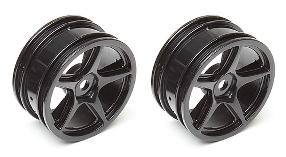 5-Spoke Wheels black