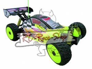 Hong Nor Ultra LX-One 21 RTR 1/8 Buggy RTR, montiert, lackiert mit