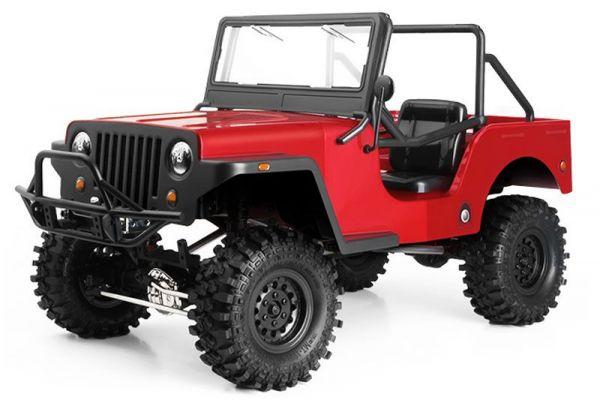 1:10 GS01 Sawback 4LS 4WD Bausatz