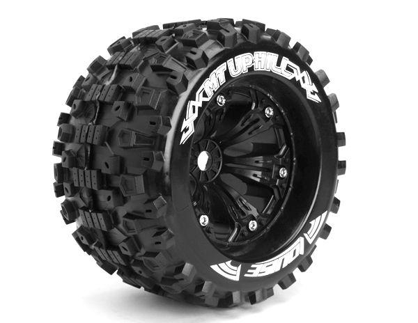 """3,8"""" Wheels Uphill Monster Truck 0 Offset 17mm (2)"""
