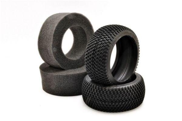 L Pattern Tire-Nbr W/ Insert (2)