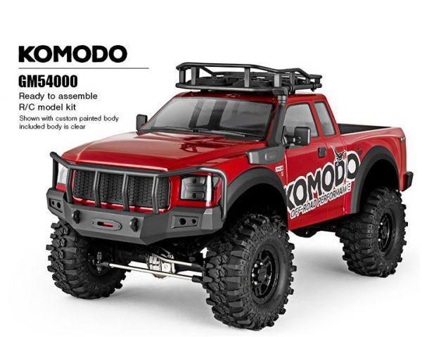 GS01 Komodo Truck Baukasten RTR