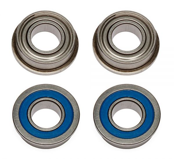 FT Bearings 8x16x5 mm flanged