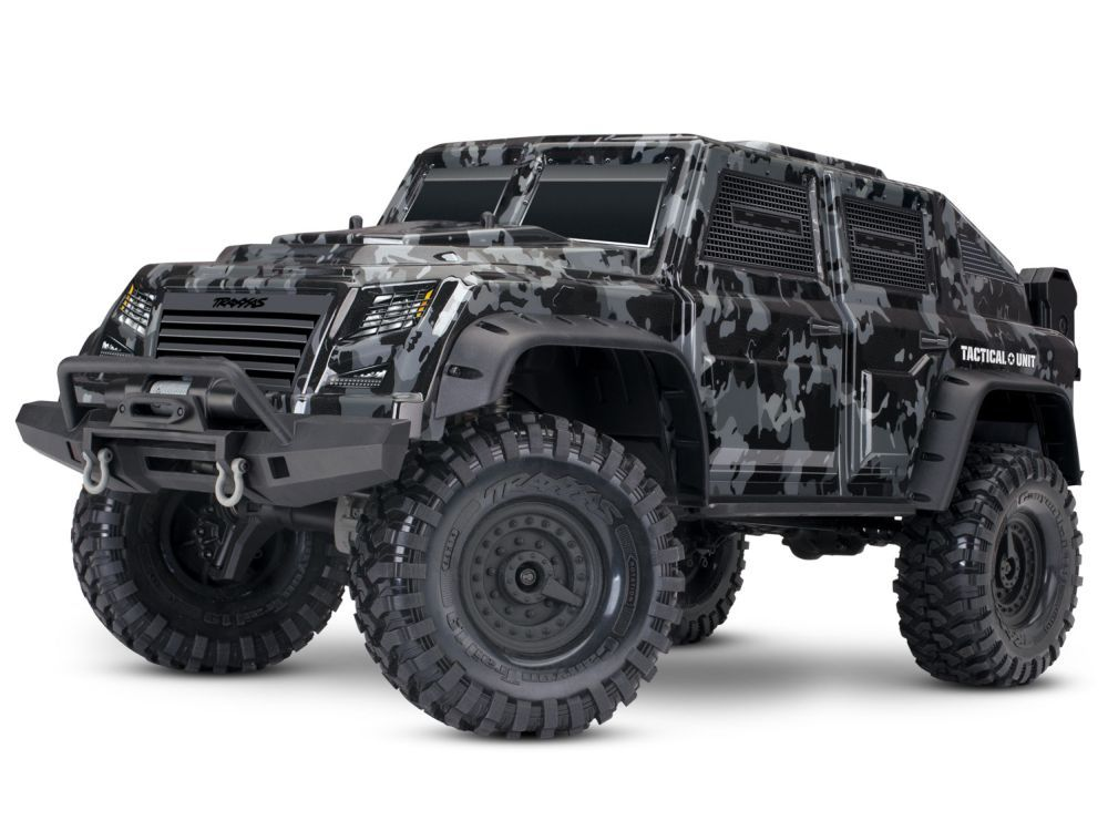 TRX-4 Crawler Tactical 1:10 RTR