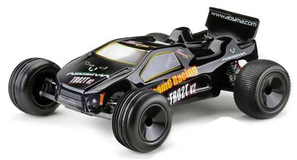 TR02TV2 1:10 Truggy 2WD Brushless RTR
